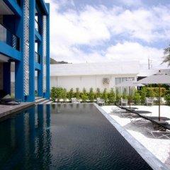 Sky Lantern Hotel бассейн фото 3