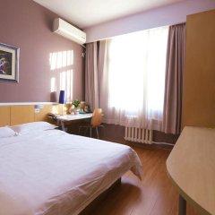 Beijing Sicily Hotel 2* Стандартный номер с двуспальной кроватью фото 5