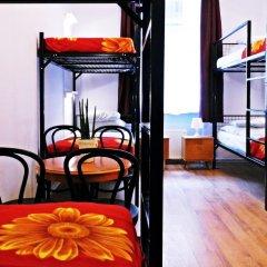 Budapest Budget Hostel Стандартный семейный номер фото 11