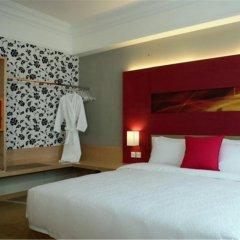 Отель Pentahotel Shanghai Китай, Шанхай - отзывы, цены и фото номеров - забронировать отель Pentahotel Shanghai онлайн комната для гостей фото 4