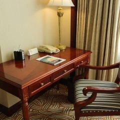 Guxiang Hotel Shanghai 4* Номер Бизнес с различными типами кроватей фото 4