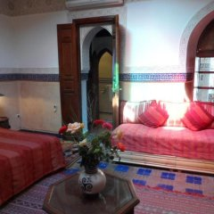 Отель Dar Al Kounouz Марокко, Марракеш - отзывы, цены и фото номеров - забронировать отель Dar Al Kounouz онлайн комната для гостей