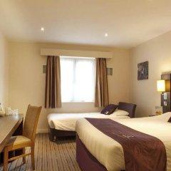 Отель Premier Inn Glasgow Pacific Quay комната для гостей фото 2