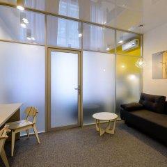 Гостиница Partner Guest House Klovskyi 3* Улучшенные апартаменты с различными типами кроватей фото 4
