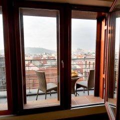 Hotel Majestic Plaza 4* Улучшенный номер с различными типами кроватей фото 9