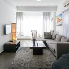 Апартаменты Tel-aviving Apartments Тель-Авив комната для гостей фото 3