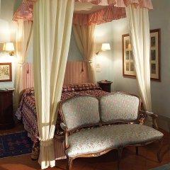 Отель Antica Dimora Firenze 3* Номер Делюкс с различными типами кроватей фото 8