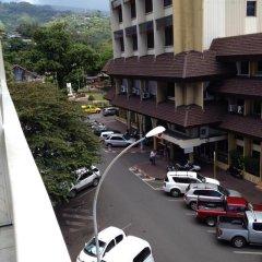 Отель Tiare Tahiti Французская Полинезия, Папеэте - отзывы, цены и фото номеров - забронировать отель Tiare Tahiti онлайн парковка