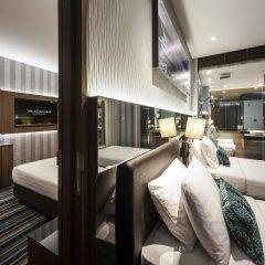 Отель The Continent Bangkok by Compass Hospitality 4* Стандартный номер с различными типами кроватей фото 34