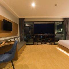 Отель AVA Sea Resort 4* Номер Делюкс с различными типами кроватей фото 3