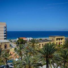 Achillion Hotel пляж