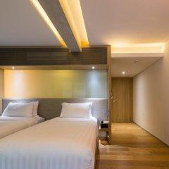 Отель Ad Lib 4* Стандартный номер с различными типами кроватей фото 17