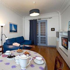 Отель Les Pervenches в номере