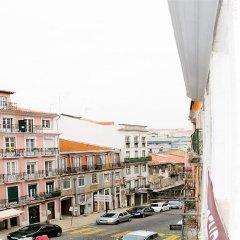 Отель Charming Alegria By Homing Лиссабон балкон