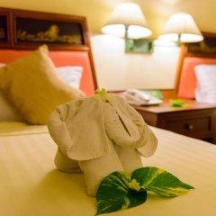 Seaview Patong Hotel 3* Улучшенный номер с двуспальной кроватью фото 7