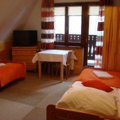 Отель Jastrzębia Turnia Стандартный номер с 2 отдельными кроватями фото 2
