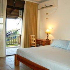 Hotel y Restaurante Cesar Mariscos комната для гостей фото 5