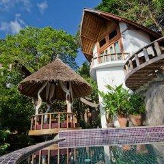 Отель Thipwimarn Resort Koh Tao 3* Вилла с различными типами кроватей фото 20