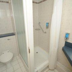 Отель Holiday Inn Express Glasgow City Centre Riverside 3* Стандартный номер с различными типами кроватей фото 14