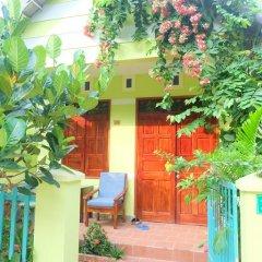 Отель Mai Binh Phuong Bungalow Бунгало с различными типами кроватей фото 7