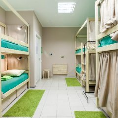 Nice Hostel Кровать в общем номере фото 2