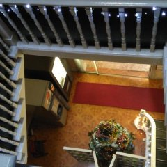 Отель Residencial Marisela парковка