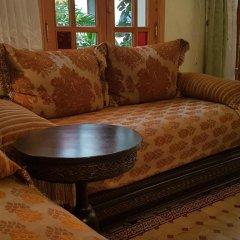 Отель Riad Dar Karima Марокко, Рабат - отзывы, цены и фото номеров - забронировать отель Riad Dar Karima онлайн комната для гостей фото 4