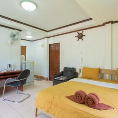 Отель Patong Rai Rum Yen Resort 3* Стандартный номер с двуспальной кроватью фото 4