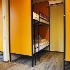 Хостел Портал Стандартный номер с двуспальной кроватью (общая ванная комната) фото 4