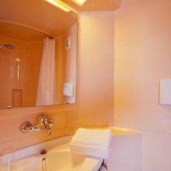 Отель Premiere Classe Lyon Centre - Gare Part Dieu 2* Стандартный номер с различными типами кроватей фото 8
