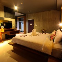 The Rubber Hotel Стандартный номер с двуспальной кроватью фото 5