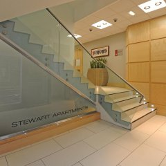 Отель Stewart Aparthotel Эдинбург интерьер отеля