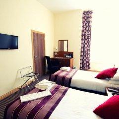 Alexander Thomson Hotel 3* Стандартный номер с разными типами кроватей