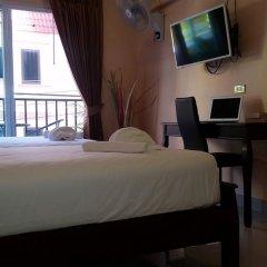 Отель Patamnak Beach Guesthouse 3* Люкс с 2 отдельными кроватями фото 9