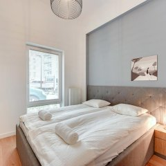 Апартаменты Apartinfo Chmielna Park Apartments Апартаменты с различными типами кроватей фото 14