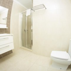 Отель Apartamentos Playa Ferrera ванная
