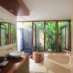 Отель The Pavilions Bali 4* Вилла с различными типами кроватей фото 6