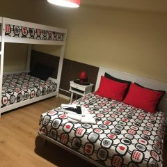 Отель Jualis Guest House Стандартный номер разные типы кроватей фото 10