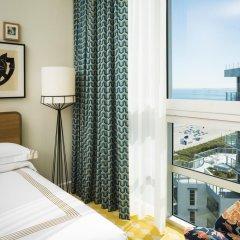 Отель The Confidante - in the Unbound Collection by Hyatt 4* Стандартный номер с различными типами кроватей фото 13