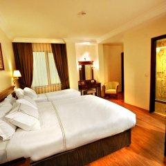 Hotel Golden Crown 3* Стандартный номер с различными типами кроватей фото 4