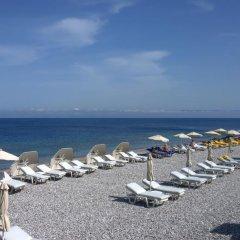 Отель Athena Родос пляж фото 2