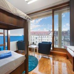 Hostel Bureau Кровать в общем номере с двухъярусной кроватью фото 8