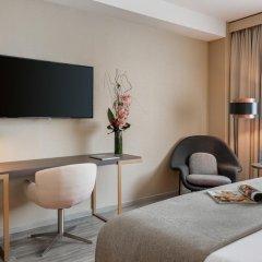 Отель NH Collection Madrid Suecia 5* Номер категории Премиум с различными типами кроватей фото 7