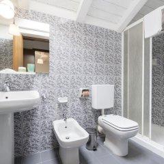 Отель Residence Vita Studios & Apartments Италия, Болонья - отзывы, цены и фото номеров - забронировать отель Residence Vita Studios & Apartments онлайн ванная
