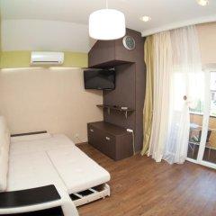 Апартаменты Apartments on Abrikosovaya комната для гостей фото 4