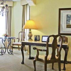 Отель Hilton Guatemala City удобства в номере фото 2
