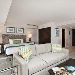 Ilikai Hotel & Luxury Suites 3* Полулюкс с двуспальной кроватью фото 4