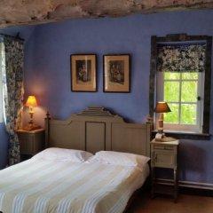 Отель Chambres d'Hôtes Manoir Du Chêne комната для гостей фото 3
