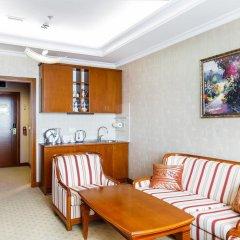 Гостиница Авалон 3* Люкс с двуспальной кроватью фото 3