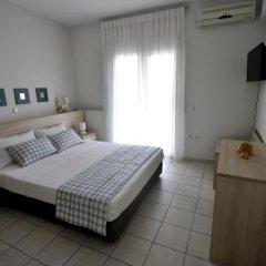 Отель Armyra Studios Греция, Пефкохори - отзывы, цены и фото номеров - забронировать отель Armyra Studios онлайн комната для гостей фото 5